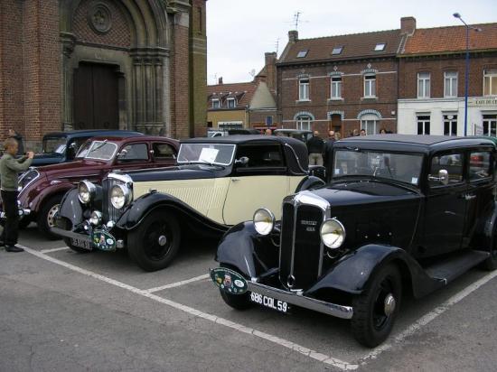 Peugeot, Bentley et Berliet