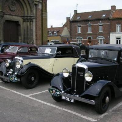 Peugeot, Bentley et Berliet
