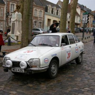 Tourauto 2009
