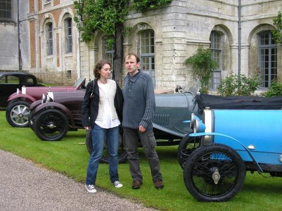 Anne & Julien, fiers de leur réalisation