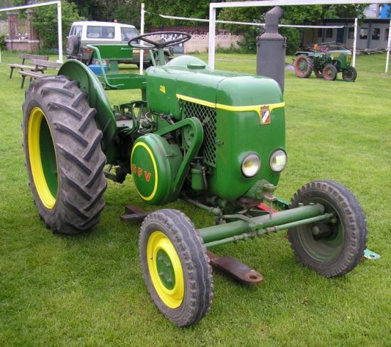 Tracteur SFV 201