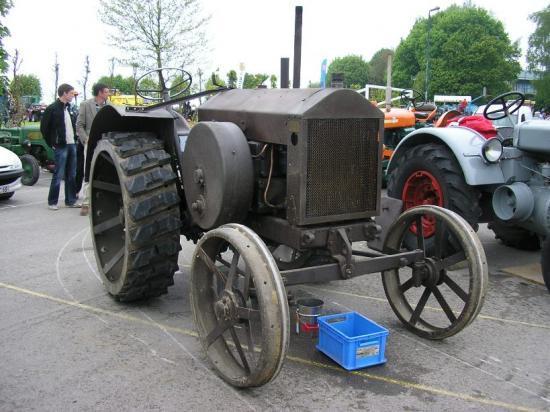 Tracteur Deutz