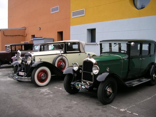 Lasalle Cabriolet & Citroen C4
