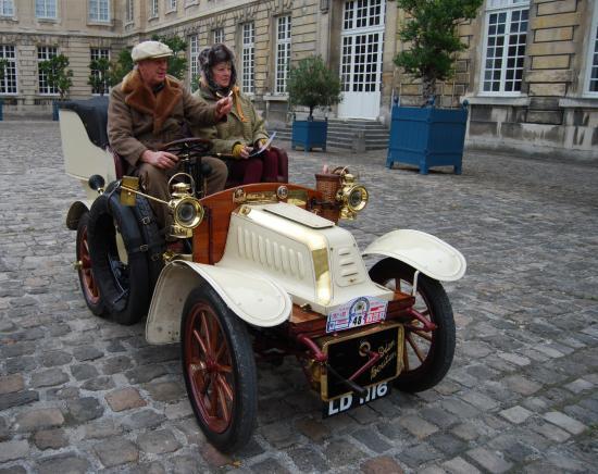 DE DION BOUTON Tonneau 1904