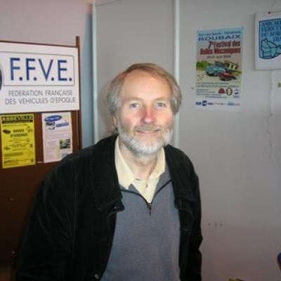 Guy MAINGAIN - Trésorier