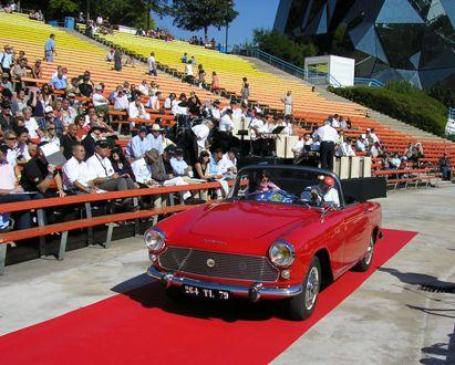 Simca Oceane 1961