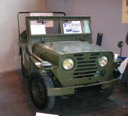 Peugeot 403 Jeep