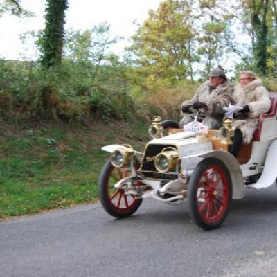 DARRACQ Tonneau 1903