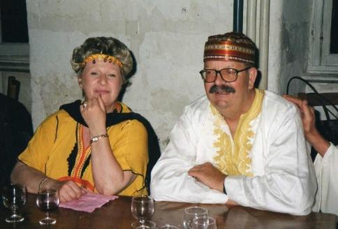 Monique DOUCEMENT & Albert FICHELLE : membres fondateurs