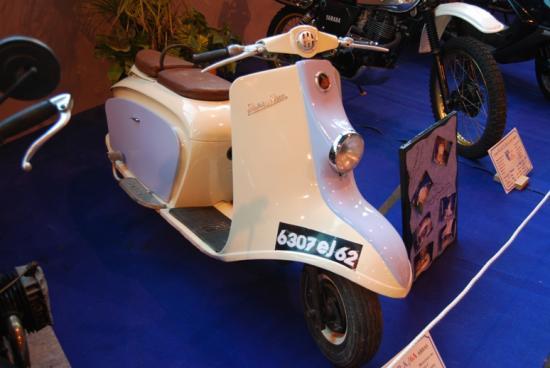 Alcyon 125 cc de 1954