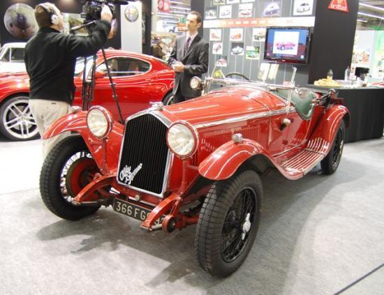 Alfa Roméo 6C1750 Zagato