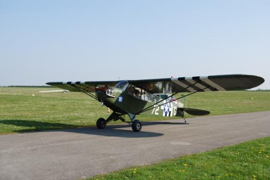 Avion entrainement US 2° guerre Mondiale