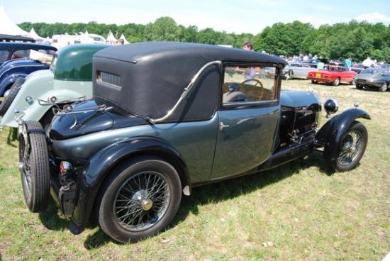 Bugatti 44 VanVooren