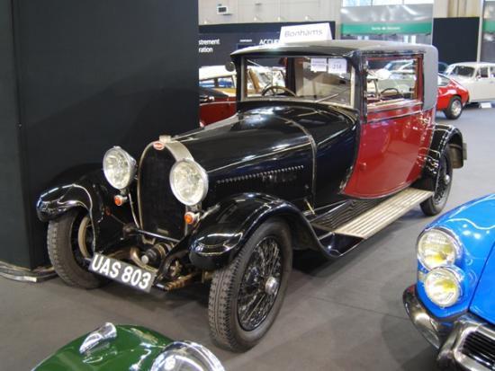 Bugatti 44 Fiacre