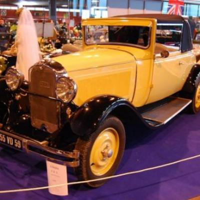 Citröen C6 Cabriolet 1931