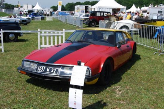 Autodrome heritage festival - Garage citroen montreuil ...