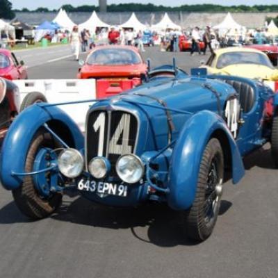 Unique et authentique Delahaye 135S Le Mans 1938