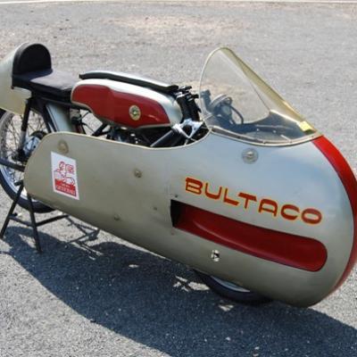 Bultaco de compétition