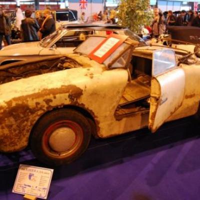 Panhard Dyna Junior à compresseur 1953