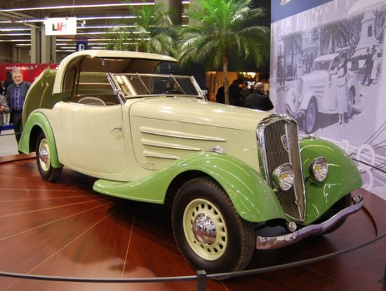 Peugeot 601DL Eclipse 1934