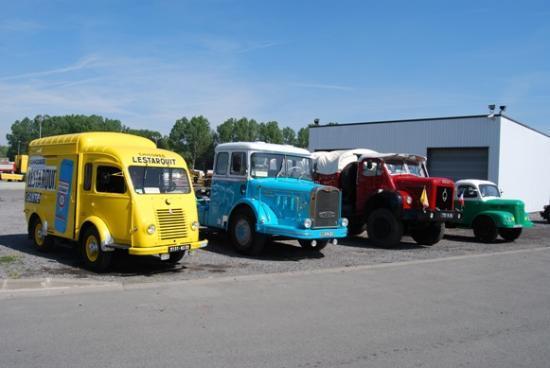 Renault, Bernard, Berliet, Hotchkiss ...