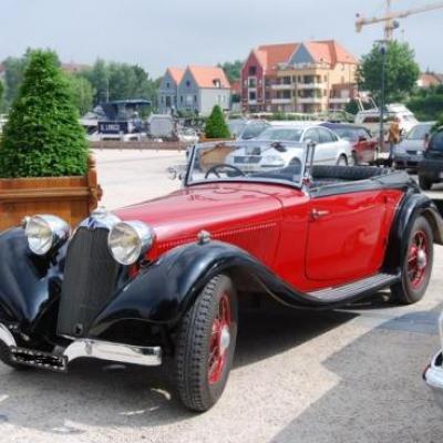 Talbot T120 cabriolet