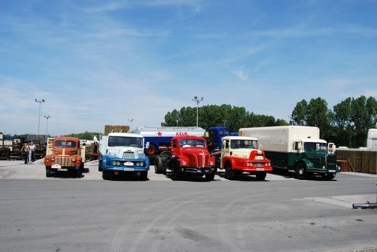 Ford, Unic, Berliet, Bernard ...