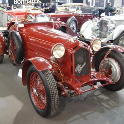 Alfa Roméo 8C2300 Monza 1932