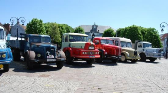 Berliet, Unic, Magirus à Montreuil