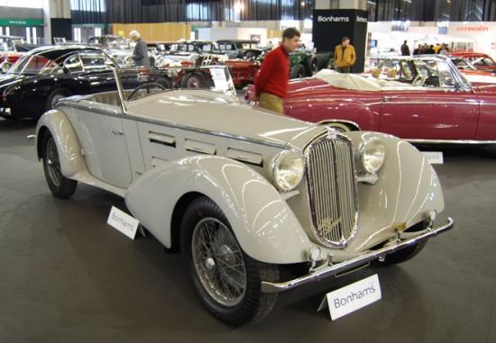 Alfa Roméo 6C1750 Castagna 1930