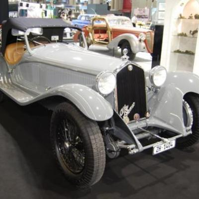 Alfa Roméo 6C