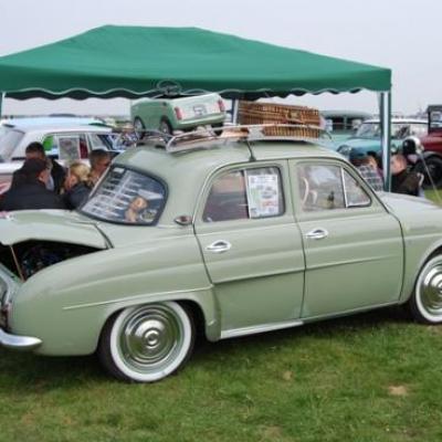 Renault Dauphine de JAVM