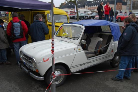 Renault R4 plein Air