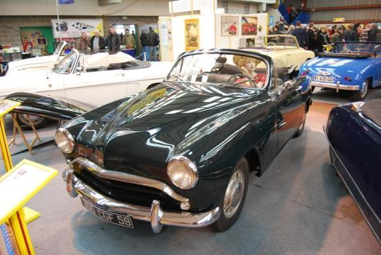 Simca 9 cabriolet Facel