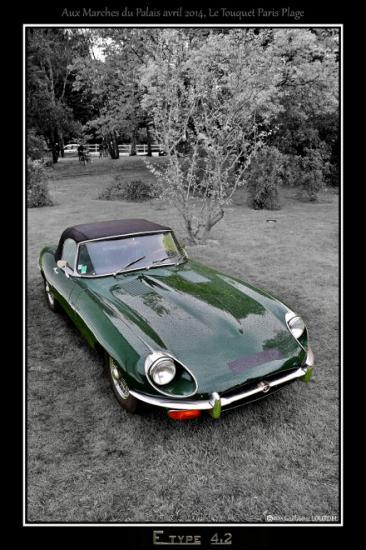 Jaguar E Cabriolet