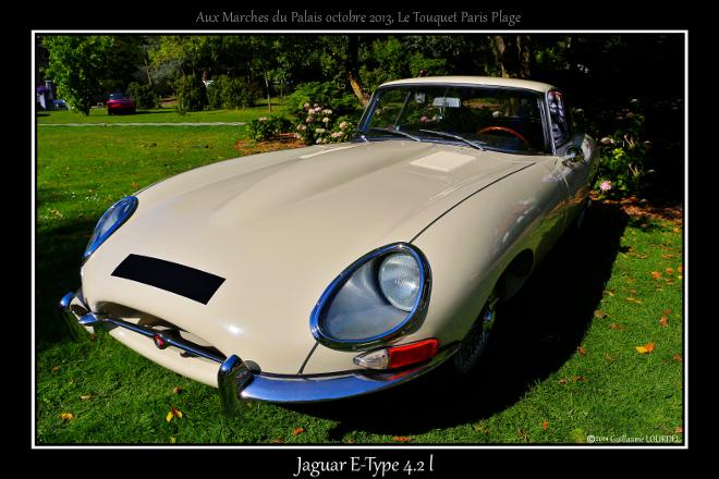 Jaguar E coupé