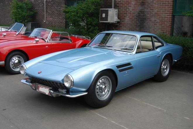 Jaguar XK Michelotti