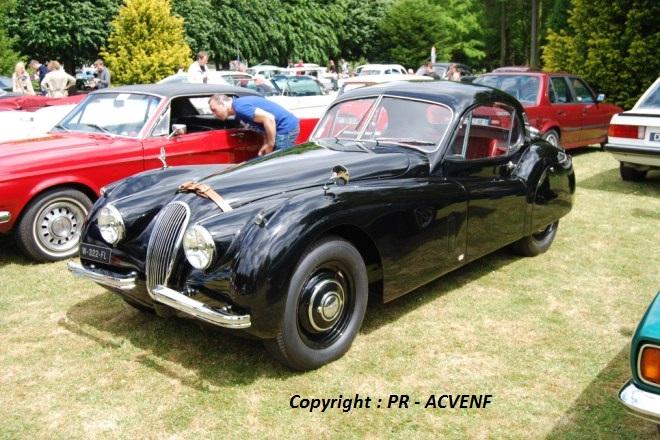 Jaguar XK120 Coupe