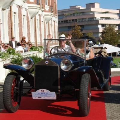 Lancia Lambda : Grand Prix d'Excellence