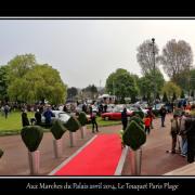Les Marches du Palais - Vue générale