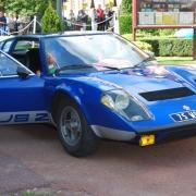 Ligier JS2 1974