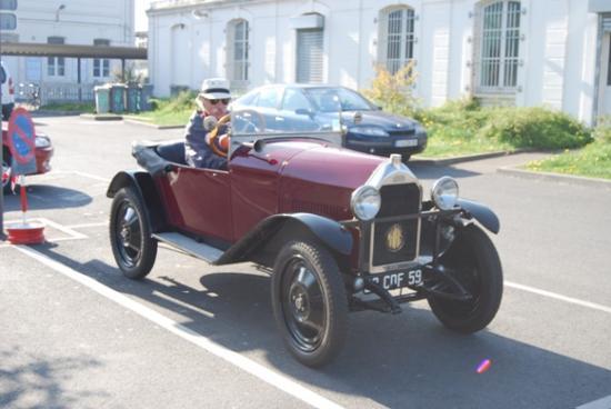 Mathis Type P cabriolet 1922