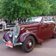Peugeot 201M 1937