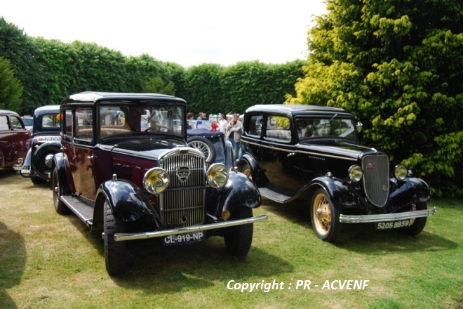 Peugeot 301 & Ford Y