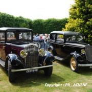 Peugeot 301 & Ford Y