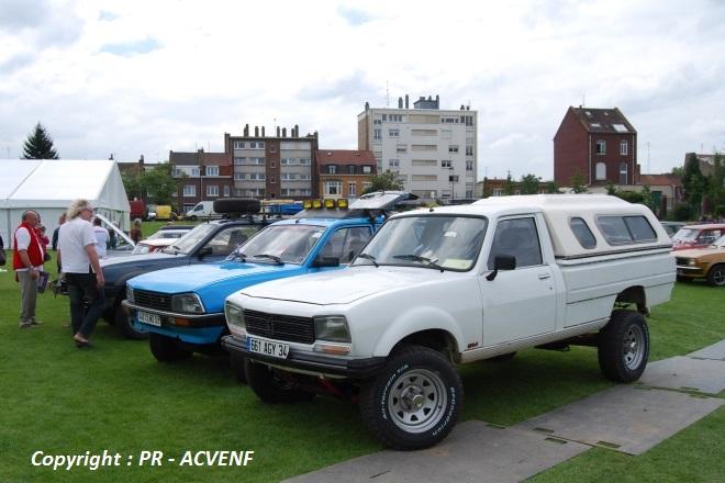 Peugeot 4x4 Dangel