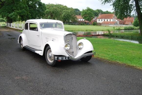 Peugeot 601 Coach 1934