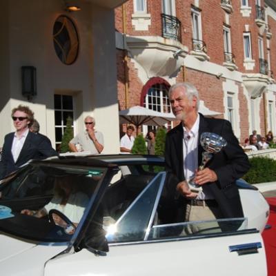Philippe BEUGIN: Prix des autos d'après 1940