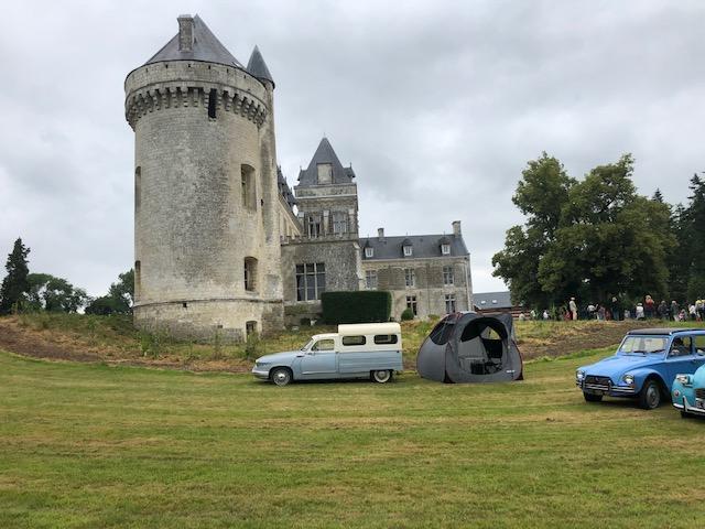 Pique Nique à Villers Chatel