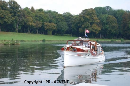 Regate de bateaux à vapeur